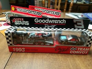Matchbox Super Star Team Convoy #3 Dale Earnhardt 1993 Goodwrench Racing Team