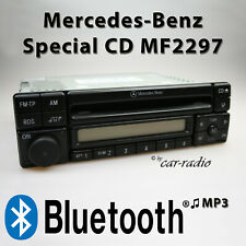 Mercedes Special MF2297 Bluetooth Car Radio MP3 Audio-Streaming RDS Cd-R Radio