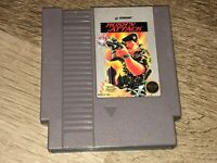 Rush'N Attack Nintendo Nes Cleaned & Tested Authentic