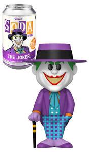 Funko Soda Figure - Batman #50839 The Joker (1989) (15,000 pcs) - New, Sealed