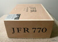 """People Ask: Do You Have A Really Large Box>11.5""""x8""""x3.75""""JFR 770"""" Wood Cigar Box"""