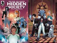 Hidden Society #1 First Print or Variant Dark Horse Pre-Sale 02/19