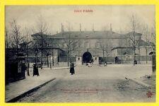 cpa Old Postcard FRANCE 75 - PARIS PRISON des Jeunes de la petite ROQUETTE Jail