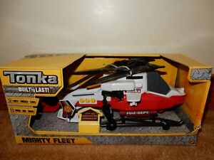 TONKA HELICOPTER MIGHTY FLEET BRAND NEW FREE USPS SHIPPING