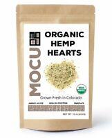 Organic Hemp Hearts-US Grown