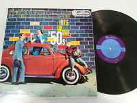 """HITS OF THE 50´S RCA CAMDEN USA EDITION UNCHAINED MELODY - LP VINILO 12"""" VG/VG"""
