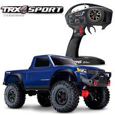 Traxxas Trx82024-4 Bleu Trx-4 Sport Pickup-crawler #2 4 GHz