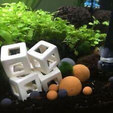 5x Mini Fish Shrimp Ceramic Home Shelter Cave Breeding For Aquarium Fish-Tank
