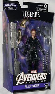 🔥 Marvel Legends Avengers Endgame Black Widow Rare Action Figure Thanos BAF 🔥