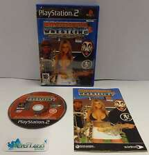 Game SONY Playstation 2 PS2 PAL BACKYARD WRESTLING 2 THERE GOES THE NEIGHBORHOOD