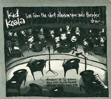 Live From the Short Attention Span Audio Theater CD + DVD Kid Koala Audio CD
