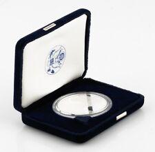 2002-W 1 oz Proof American Silver Eagle Original Box W/ COA !!!