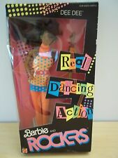 Vintage Mattel Barbie And The Rockers Dee Dee - Excellent