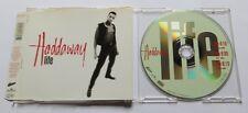 Haddaway - Life - 3 Track Maxi CD MCD BMG 74321 15536 2 - 12'' Mix