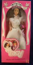 TRACY BRIDE 1982 Steffie face NRFB! Barbie friend MINT