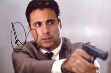 Andy Garcia, The Godfather, Ocean's Eleven, signed 12x8 inch photo. COA. Proof.