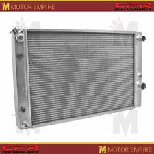 For 70-81 Chevy Camaro Radiator Direct Fit Ls Conversion Natural Aluminum EMC 2