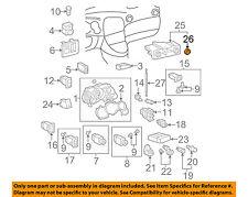 TOYOTA OEM 07-08 Matrix Dash Cluster Switch-Heater Control Knob 5590501060
