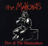 The Mahones - Live at the Horseshoe [New CD]