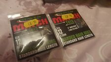 Maver HTN match this 15inch banded hair rigs size 12 - 2 packs (new other RS) B