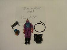 GI Joe Action Figure 1988 Toxo-Viper