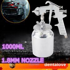 Air Spray Gun Paint Sprayer Suction Feed for Car Repair Diy Pneumatic Tool New