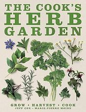 The Cook's Herb Garden, DK Publishing, Acceptable Book