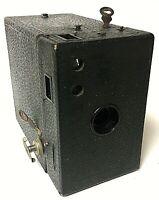 Vintage Eastman Kodak No. 116 2A Brownie Box Camera Photography Display