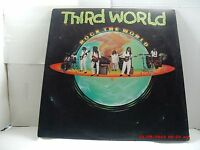 "THIRD WORLD -(LP)- ROCK THE WORLD - ""SPIRITUAL REVOLUTION"" - COLUMBIA-37402-1981"
