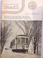 Canadian Rail Magazine New Tree Apartments November 1965 100517NONRH2
