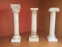 The three pillars of Freemasonry