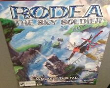 Rodea the Sky Soldier Poster