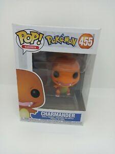 Pokemon - Charmander Funko Pop! #455 Rare figure
