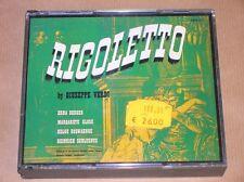2 CD / RIGOLETTO / VERDI / BERLIN STATE OPERA / ROBERT HEGER / EXCELLENT ETAT