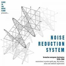 Noise Reduction System: Formative European Electronica (1974-1984) - V (NEW 4CD)
