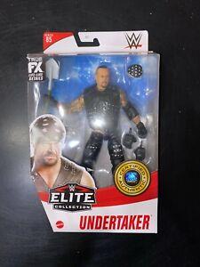 WWE Elite Series 85 Bone Yard Undertaker Brand New In Hand RARE HTF KANE RAW