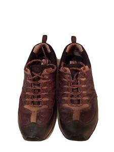 Ariat Womens Leather Sneakers. Size 8b. Brown