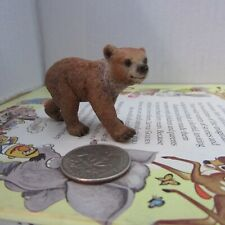 Schleich Grizzly Bear Cub 14687 Retired