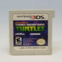 Teenage Mutant Ninja Turtles TMNT - Nintendo 3DS - 2DS nickelodeon