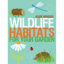 Wildlife Habitats for your Garden  - - - -  UNUSED / minor shop wear