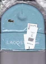 Supreme®/LACOSTE Beanie Light Blue FW19