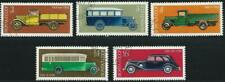 RUSSIA - 1974 'HISTORY OF SOVIET MOTOR INDUSTRY' Series 2 Set of 5 CTO [A4554]