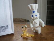 Danbury Mint Pillsbury Doughboy Collector Figurine Honey Of A Recipe 2002 Nib