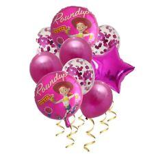 Toy Story 9 Piece Jessie Balloons