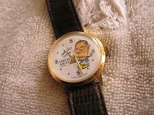 Vintage Howard Jarvis Watch Jarvis Saves 1978