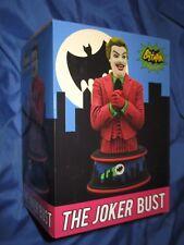 BATMAN CLASSIC TV SERIES Mini Bust by Diamond Comics ('66/1966) ~JOKER