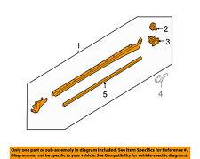 VOLVO OEM 03-12 XC90 Exterior-Rocker Panel Molding Trim Left 30653722
