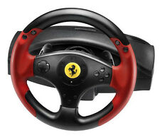 Lenkrad Thrustmaster Ferrari Red Legend Edition Ps3 PC #1131