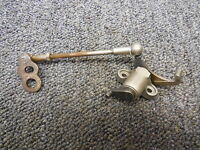1994 KTM 300MXC Cylinder power valve tie rod linkage link 94 300 MX MXC
