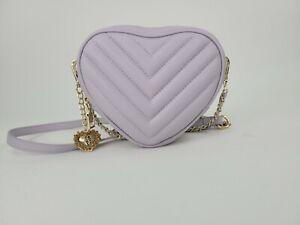 Betsey Johnson Satchel Mini Crossbody Bag